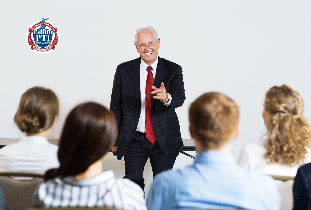 Khóa học đào tạo giảng viên nội bộ tại TPHCM